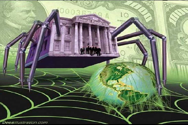 bankers rule the world